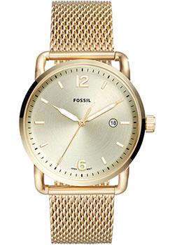 Наручные  мужские часы Fossil FS5420. Коллекция The Commuter