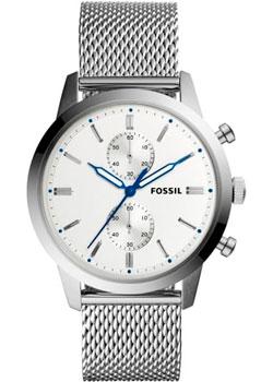 Fashion наручные мужские часы Fossil FS5435. Коллекция Townsman фото