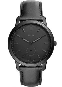 Наручные  мужские часы Fossil FS5447. Коллекция The Minimalist