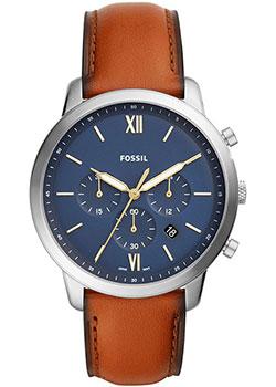 fashion наручные  мужские часы Fossil FS5453. Коллекция Neutra.