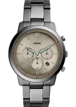 fashion наручные  мужские часы Fossil FS5492. Коллекция Neutra.