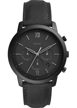 Наручные  мужские часы Fossil FS5503. Коллекция Neutra