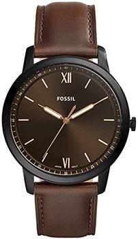 Наручные  мужские часы Fossil FS5551. Коллекция The Minimalist