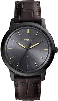 Наручные  мужские часы Fossil FS5573. Коллекция The Minimalist
