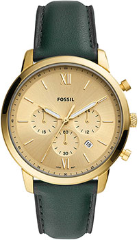 Наручные  мужские часы Fossil FS5580. Коллекция Neutra