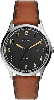 Наручные  мужские часы Fossil FS5590. Коллекция Forrester