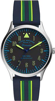 Наручные  мужские часы Fossil FS5614. Коллекция Forrester