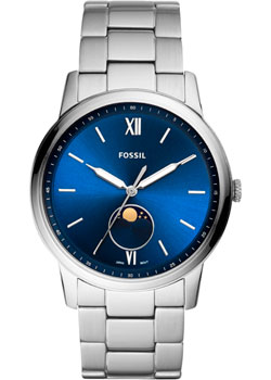 Наручные  мужские часы Fossil FS5618. Коллекция The Minimalist