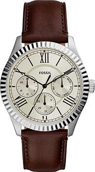 Наручные  мужские часы Fossil FS5633. Коллекция Chapman