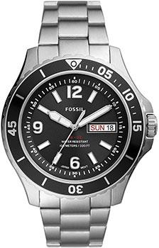 Fashion наручные мужские часы Fossil FS5687. Коллекция FB-02 фото