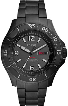 Наручные  мужские часы Fossil FS5688. Коллекция FB-02
