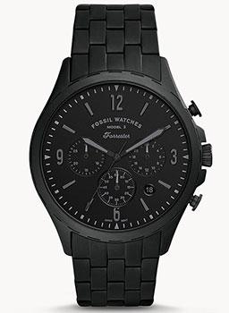 Наручные  мужские часы Fossil FS5697. Коллекция Forrester