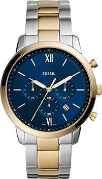 fashion наручные  мужские часы Fossil FS5706. Коллекция Neutra.