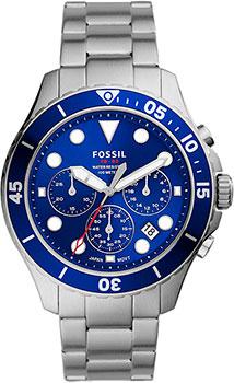 fashion наручные  мужские часы Fossil FS5724. Коллекция FB-03.