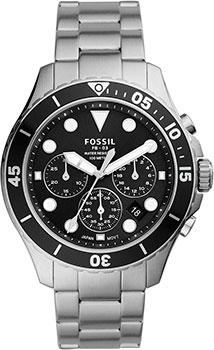 fashion наручные  мужские часы Fossil FS5725. Коллекция FB-03.