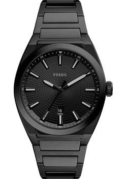 fashion наручные  мужские часы Fossil FS5824. Коллекция Everett