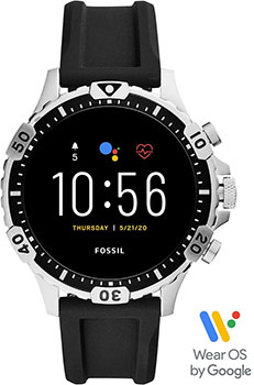 Fashion наручные  мужские часы Fossil FTW4041. Коллекция Garrett фото