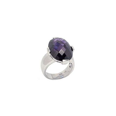 Серебряное кольцо  303089
