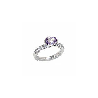 Серебряное кольцо  303909