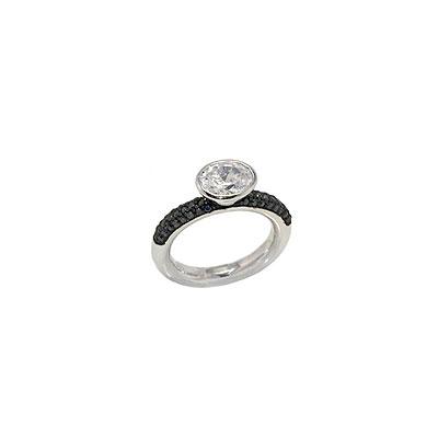 Серебряное кольцо  303919