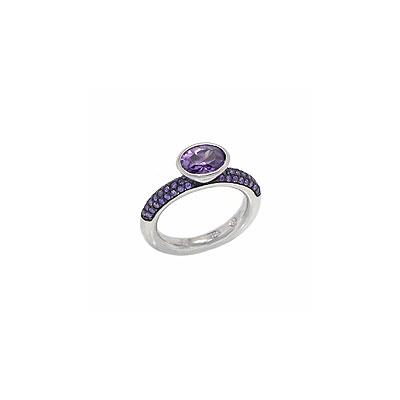 Серебряное кольцо  303929