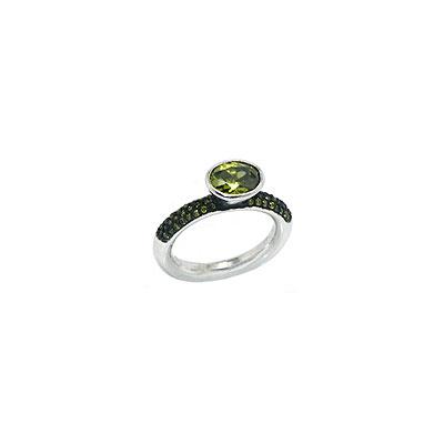 Серебряное кольцо  303939