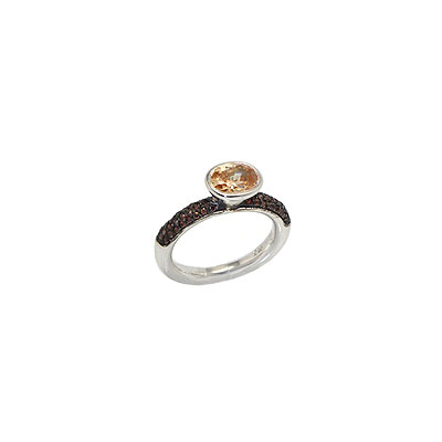 Серебряное кольцо  303949