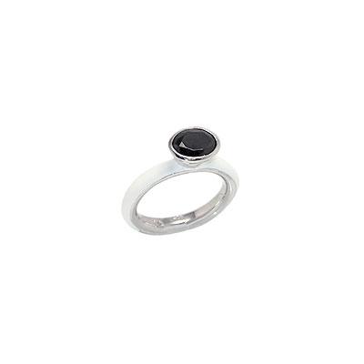 Серебряное кольцо  304019