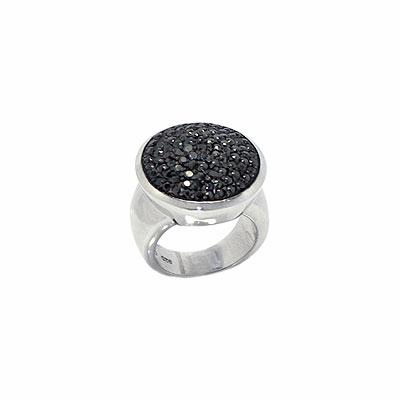Серебряное кольцо  304219