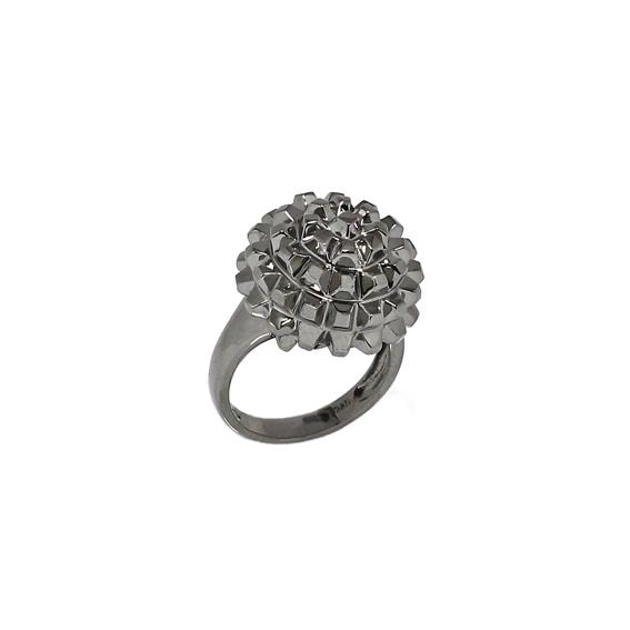Серебряное кольцо  A13090BR