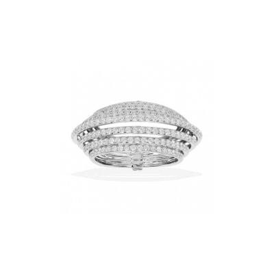 Серебряное кольцо  A13554OX