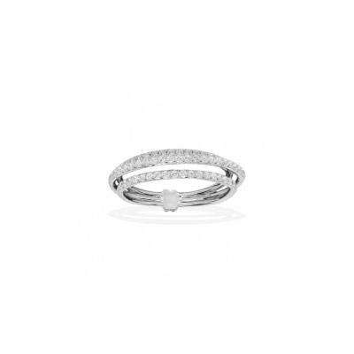Серебряное кольцо  A13638OX