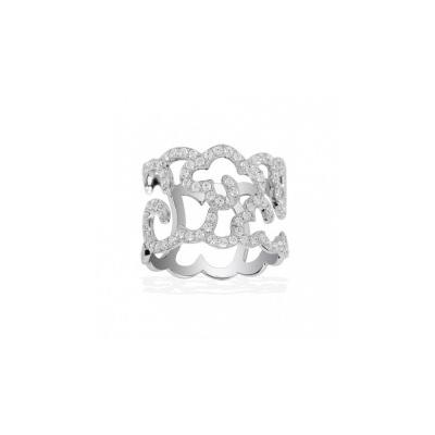 Серебряное кольцо  A13821OX
