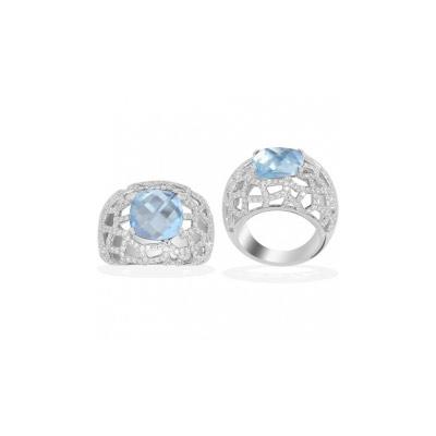 Серебряное кольцо  Ювелирное изделие A13826TB