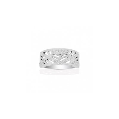 Серебряное кольцо  A13841OX