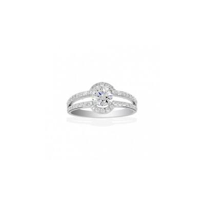 Серебряное кольцо  A13869OX