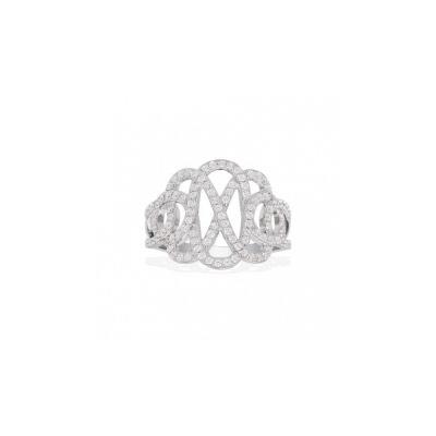 Серебряное кольцо  A14123OX