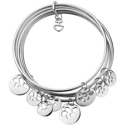 Модель: Hot Diamonds DC073 Браслет Серия: Selene Материал: Серебро 925 пробы...