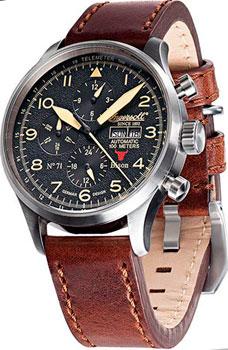 fashion наручные  мужские часы Ingersoll IN1513SBK. Коллекция Bison от Bestwatch.ru