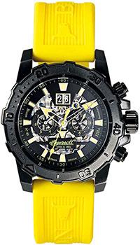 Купить Часы мужские fashion наручные  мужские часы Ingersoll IN3217BKYL(120th). Коллекция 120th Anniversary  fashion наручные  мужские часы Ingersoll IN3217BKYL(120th). Коллекция 120th Anniversary