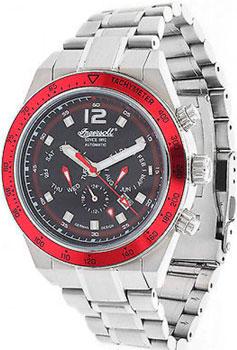 fashion наручные мужские часы Ingersoll IN4104RDBK. Коллекция Automatic Gent