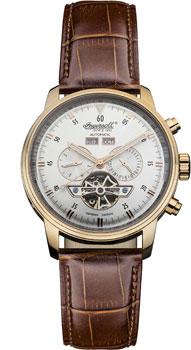 fashion наручные  мужские часы Ingersoll IN4511RSL. Коллекция Automatic Gents Open Heart от Bestwatch.ru