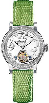 fashion наручные  женские часы Ingersoll IN5005WHGR. Коллекция Automatic Lady от Bestwatch.ru
