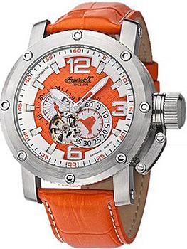 fashion наручные мужские часы Ingersoll IN6906OR. Коллекция Bison