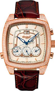 fashion наручные  мужские часы Ingersoll IN7204RG. Коллекция Automatic Gent от Bestwatch.ru