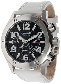 fashion наручные  мужские часы Ingersoll IN7304BK. Коллекция Automatic Gent от Bestwatch.ru