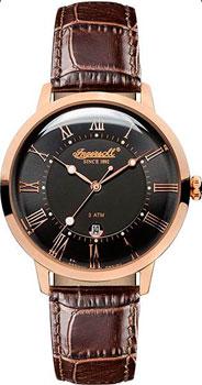 fashion наручные  мужские часы Ingersoll INQ043BKRS. Коллекция Grafton от Bestwatch.ru