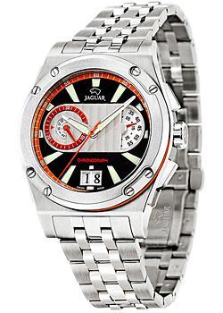 Швейцарские наручные  мужские часы Jaguar J613-2. Коллекция Acamar Chronograph