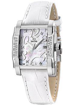 Швейцарские наручные  женские часы Jaguar J646-3. Коллекция Ladies