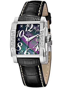 Швейцарские наручные  женские часы Jaguar J646-4. Коллекция Ladies